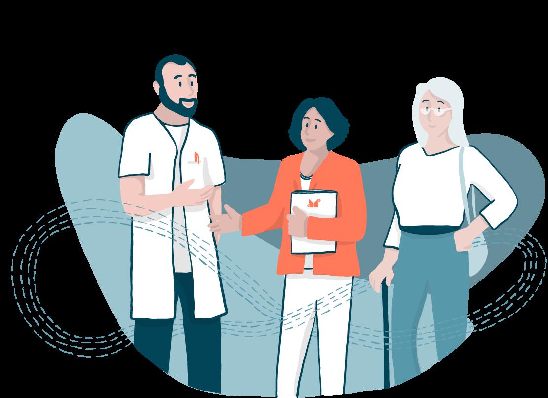 Une spécialité : le secrétariat médical